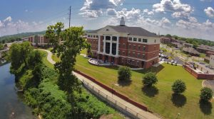 Troy University's new Phenix City Riverfront campus
