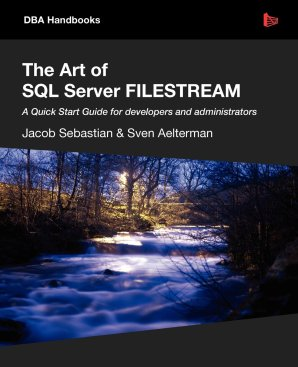 art of sql server filestream cover